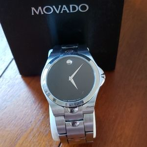 Mens Classic Museum Movado Watch